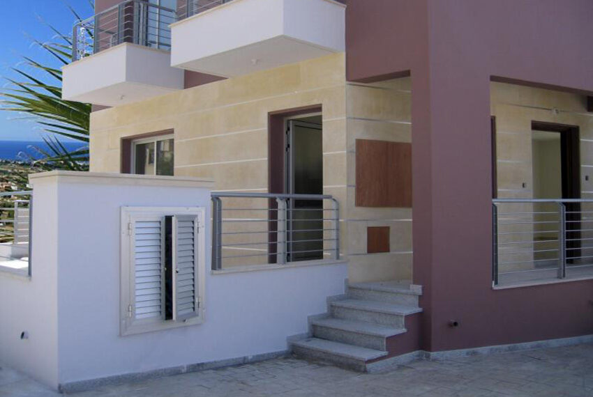 Sea view penthouse apartment for sale In Paphos Cyprus_10