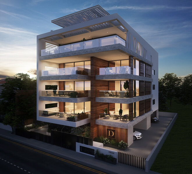 Luxury 2 bed flats for sale in Limassol Cyprus