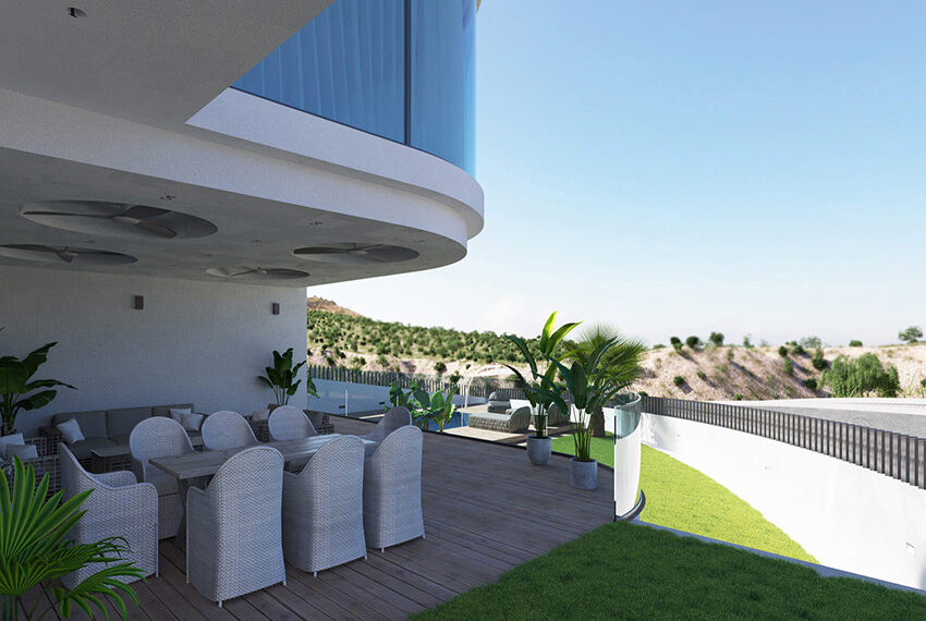 Luxury villa for sale with private pool Limassol Palodia_5