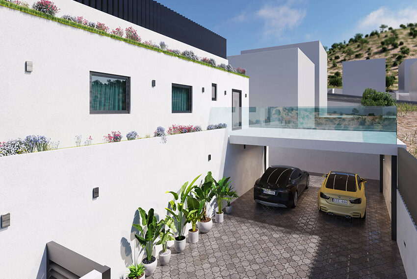 Luxury villa for sale with private pool Limassol Palodia_6