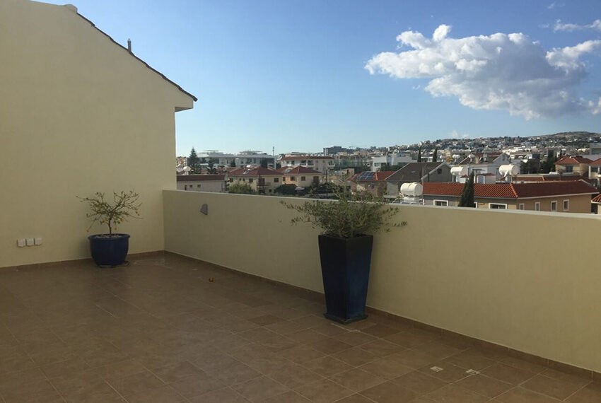 3 bedroom penthouse for sale Limassol Elena court_16