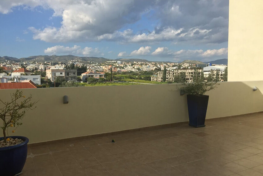 3 bedroom penthouse for sale Limassol Elena court_17