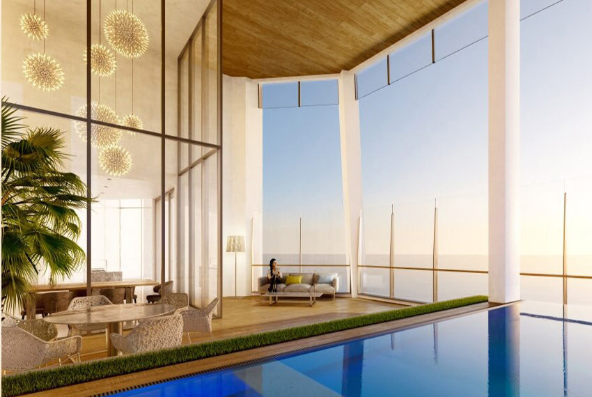 Sky Tower Limassol 2 bedroom apartment for sale_1