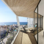 Sky Tower Limassol 1 bedroom apartment for sale