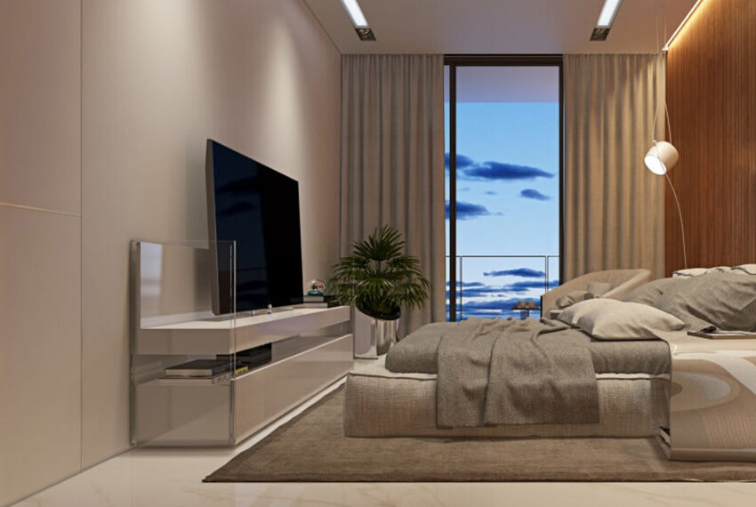 Sky Tower Limassol 1 bedroom apartment for sale_5