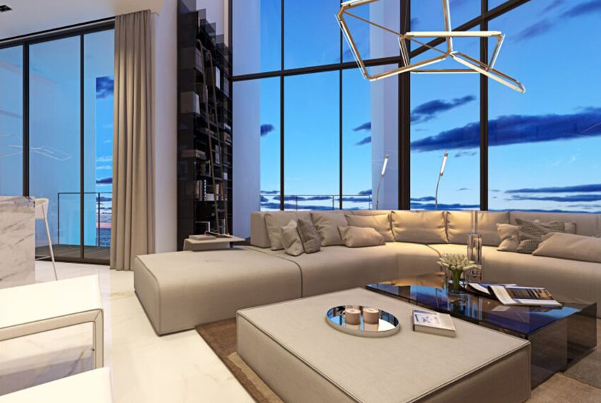 Sky Tower Limassol 1 bedroom apartment for sale_6