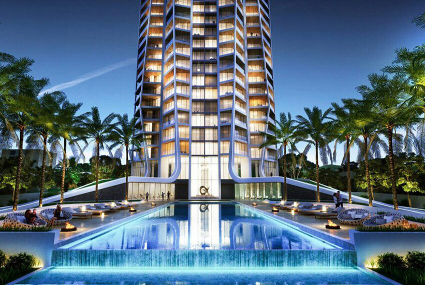 Sky Tower Limassol 1 bedroom apartment for sale_18