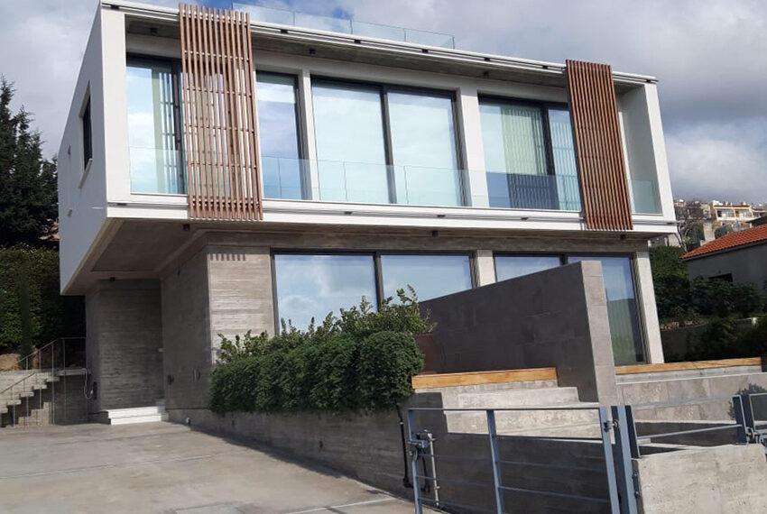 Modern 3 bedroom 3 bathroom vila for sale Chloraka Paphos