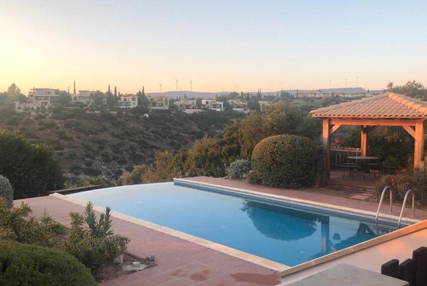 Villa for sale Aphrodite hills golf resort Cyprus_4