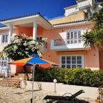 For sale villa with panoramic sea views Peyia Cyprus