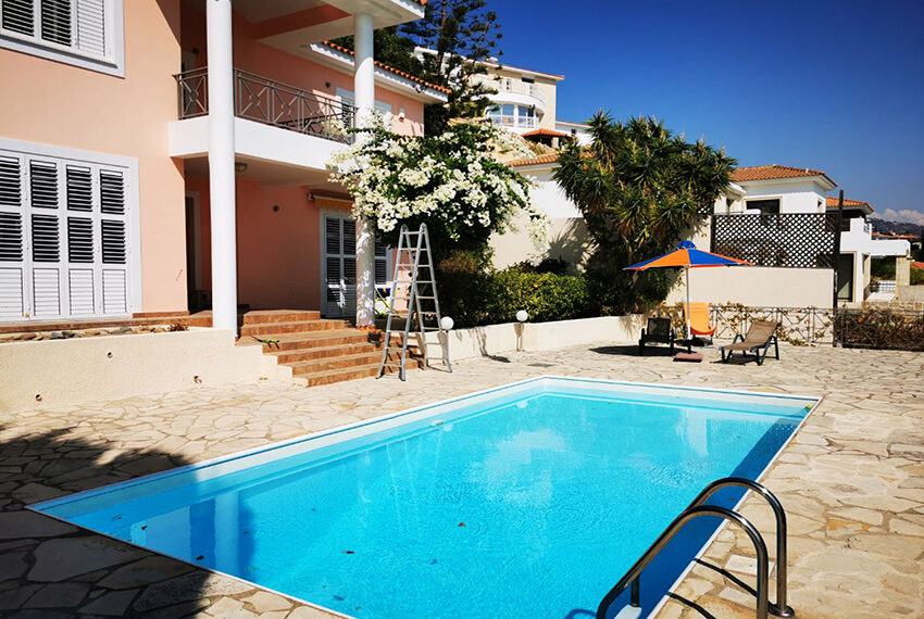 For sale villa with panoramic sea views Peyia Cyprus_6