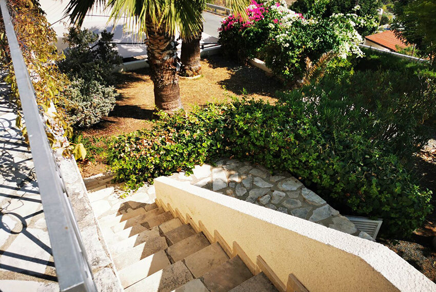 For sale villa with panoramic sea views Peyia Cyprus_9