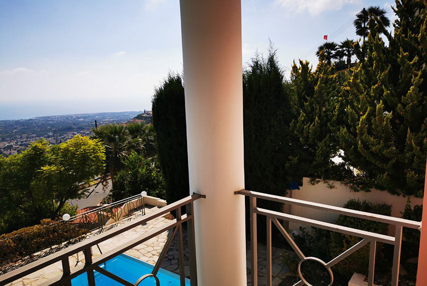 For sale villa with panoramic sea views Peyia Cyprus_18