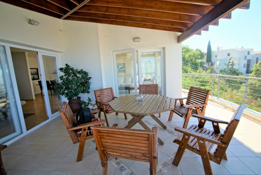 Villa for rent with magnificent sea views in Tala Cyprus_5