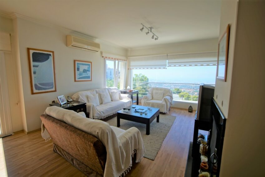 Villa for rent with magnificent sea views in Tala Cyprus_9