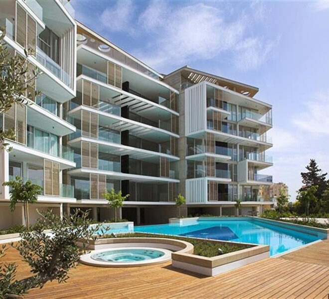 Luxury 3 bedroom apartment for sale in Neapolis Limassol