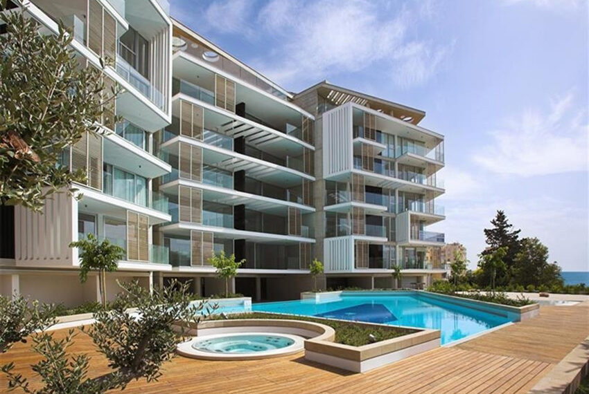 Luxury 1 bedroom apartment for sale Neapolis Limassol