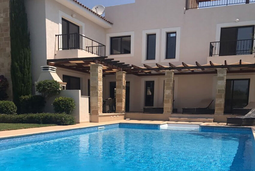 Venus Rock 4 bedroom villa for sale Kuklia, Paphos_2