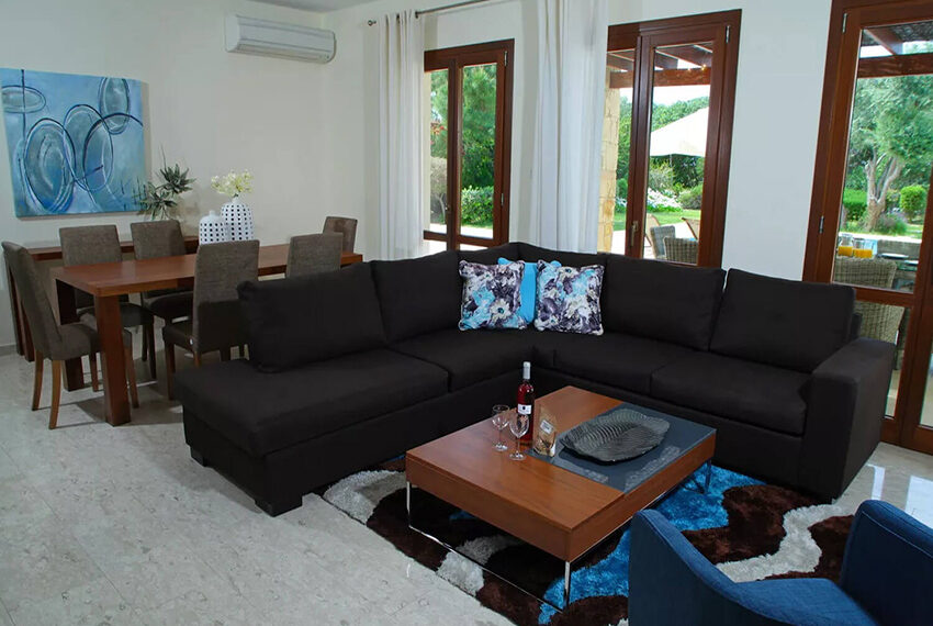 Luxury 4 bed villa for sale Aphrodite hills golf resort Cyprus_5
