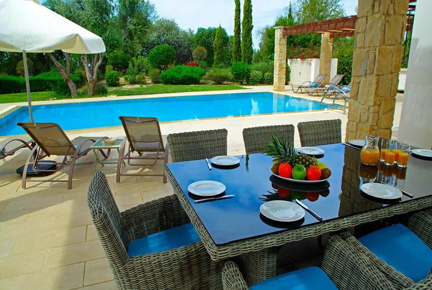 Luxury 4 bed villa for sale Aphrodite hills golf resort Cyprus_8