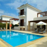 Luxury 4 bed villa for sale Aphrodite hills golf resort Cyprus
