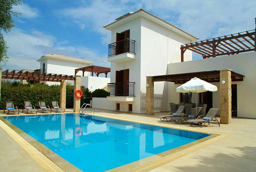 Luxury 4 bed villa for sale Aphrodite hills golf resort Cyprus_9