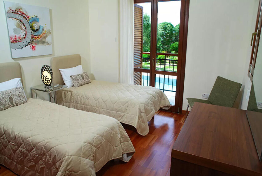 Luxury 4 bed villa for sale Aphrodite hills golf resort Cyprus_12