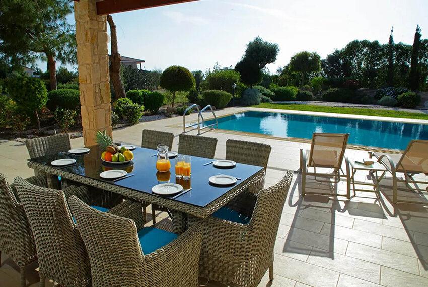 Luxury 4 bedroom villa for sale Aphrodite hills golf resort Cyprus_4