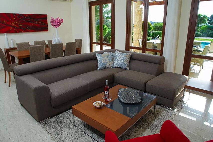 Luxury 4 bedroom villa for sale Aphrodite hills golf resort Cyprus_6