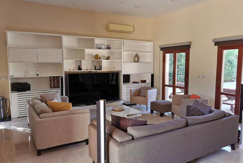 Luxury 4 bedroom villa for sale Aphrodite hills resort Cyprus_12