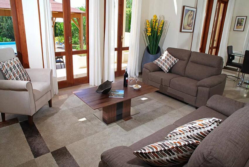 Luxury 3 bedroom villa for sale Aphrodite Hills Resort_2