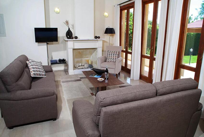 Luxury 3 bedroom villa for sale Aphrodite Hills Resort_6