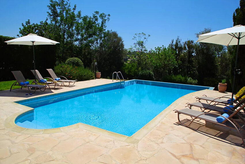 Luxury 3 bedroom villa for sale Aphrodite Hills Resort_7