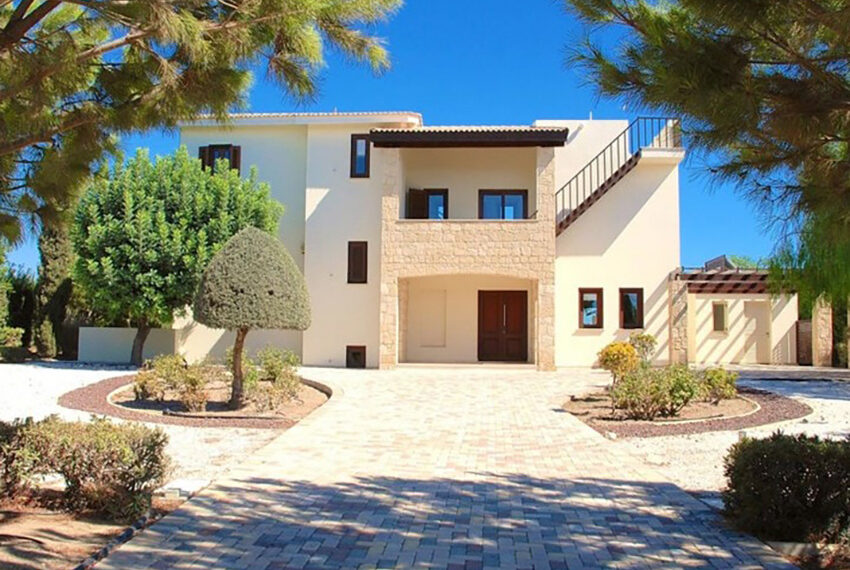 Golf Villas for sale Aphrodite Hills Resort Cyprus_1