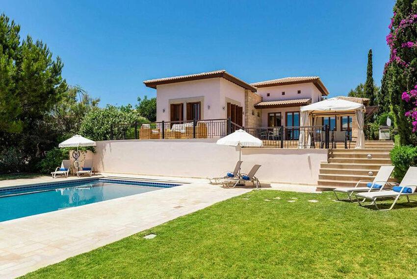 Golf Villa for sale Aphrodite Hills Resort Cyprus_1