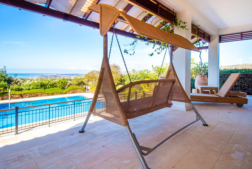 Luxury villa for sale with fantastic views Aphrodite hills Cyprus_5
