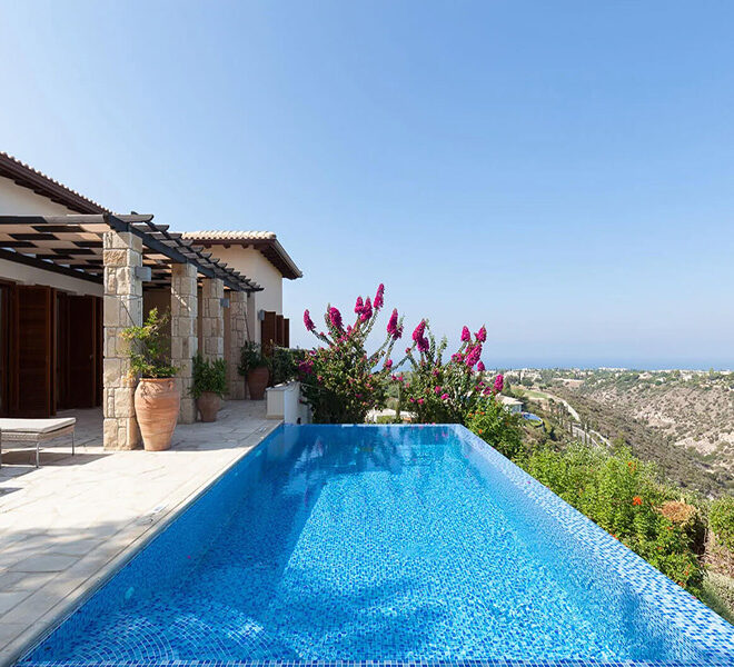 Cosy villa for sale Aphrodite hills golf resort Cyprus