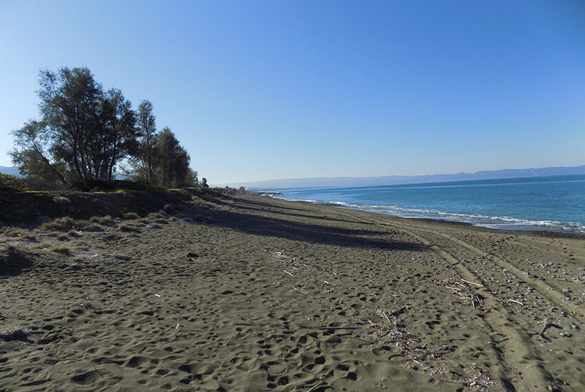 Beach front plot for sale in Agia Marina Cyprus_3