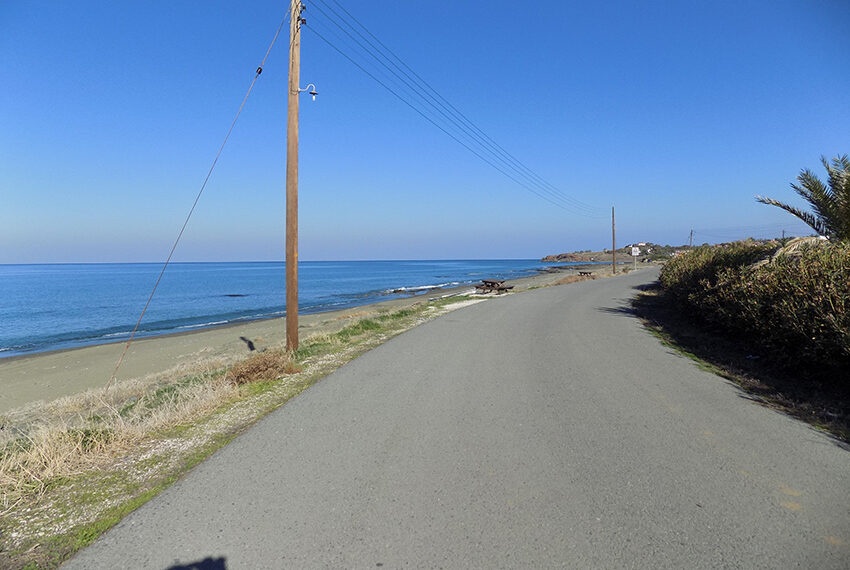 Beach front plot for sale in Agia Marina Cyprus_8