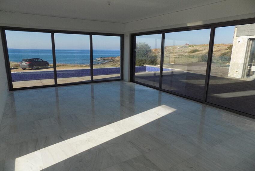 Modern beach villa for sale in Cyprus Pomos _12