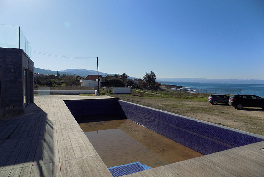 Modern beach villa for sale in Cyprus Pomos _45