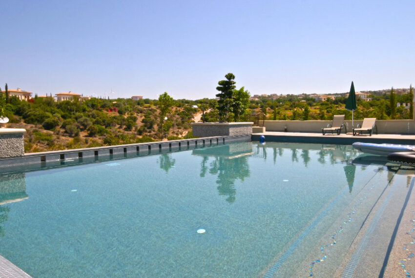 Aphrodite hills golf villa for sale with top end finishes