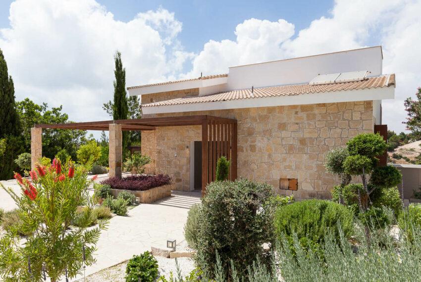 Golf Villa for sale Aphrodite Hills resort Paphos Cyprus_1