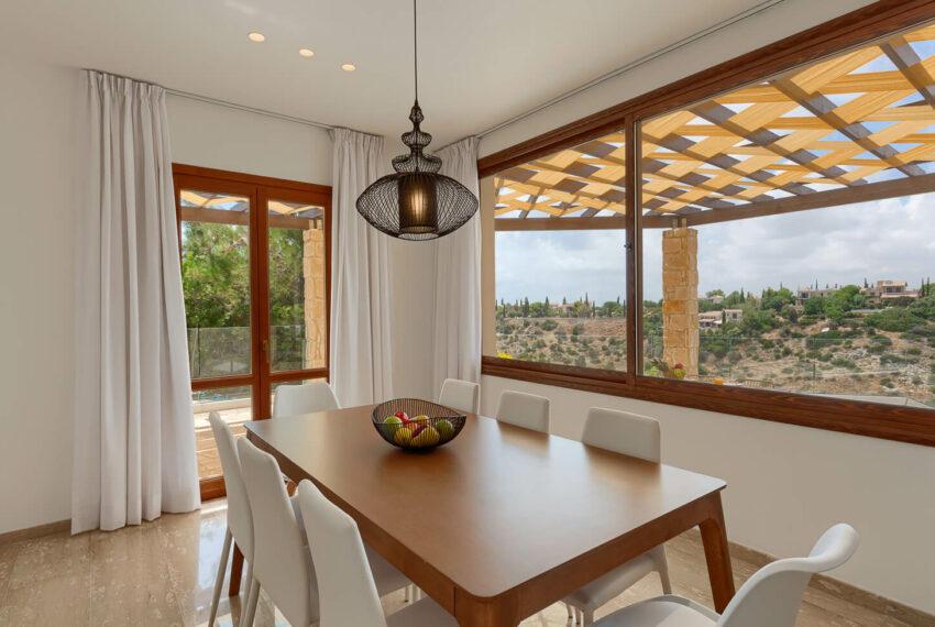 Golf Villa for sale Aphrodite Hills resort Paphos Cyprus_22