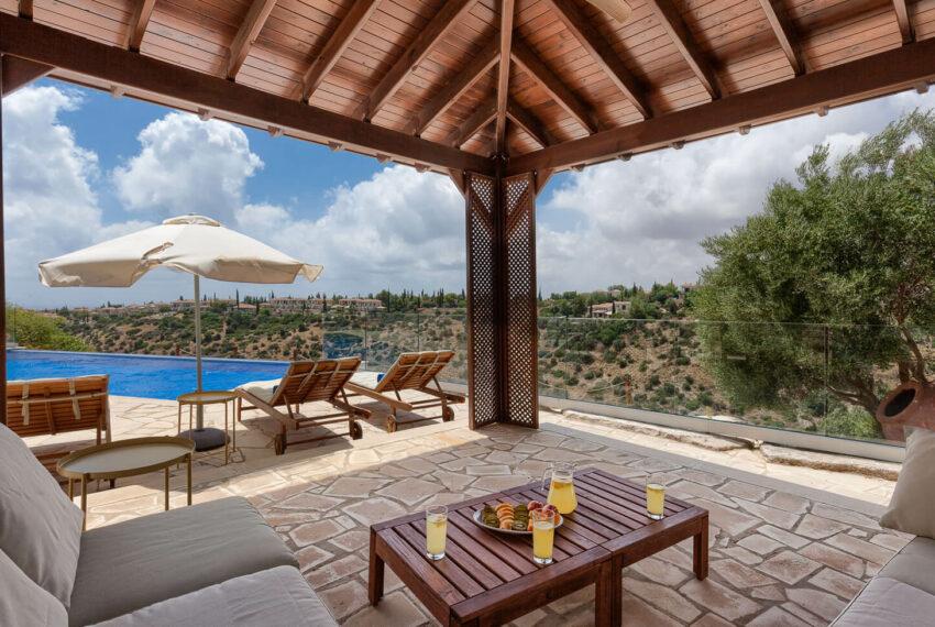 Golf Villa for sale Aphrodite Hills resort Paphos Cyprus_24