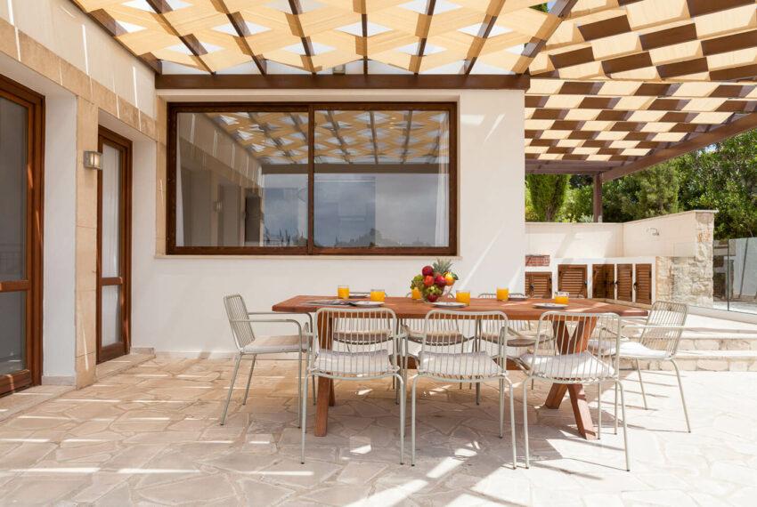 Golf Villa for sale Aphrodite Hills resort Paphos Cyprus_27