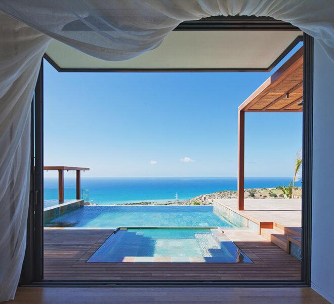 Luxury villa for sale with fantastic views Aphrodite hills Paphos