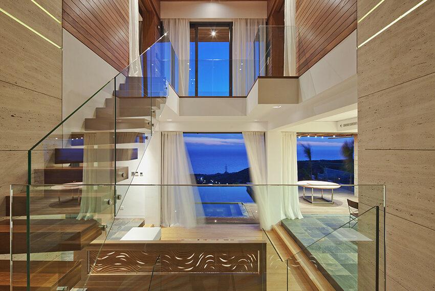 Luxury villa for sale with fantastic views Aphrodite hills Paphos_13