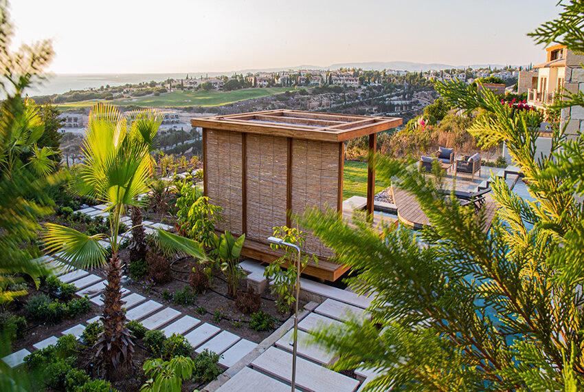 Luxury villa for sale with fantastic views Aphrodite hills resort Paphos_6