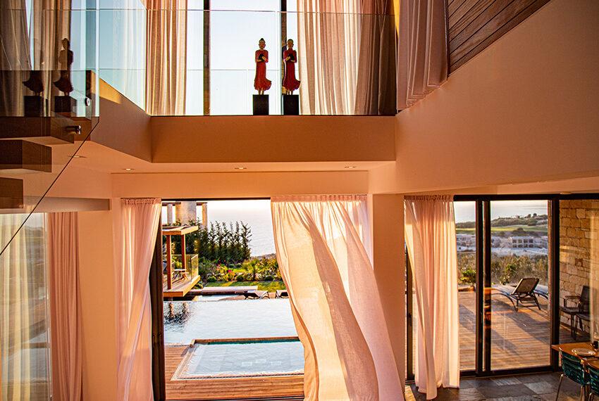 Luxury villa for sale with fantastic views Aphrodite hills resort Paphos_7